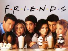 I'll be there for you: 10 jaar na Friends