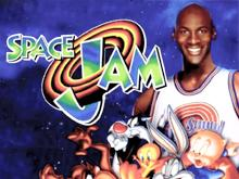 Space Jam bij HuupHuup