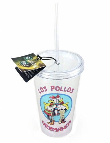 Breaking Bad beker Los Pollos Hermanos