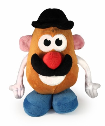 Mr. Potato Head knuffel: classic