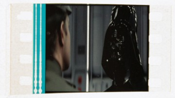 Star Wars boekenlegger met filmstrip Return of the Jedi