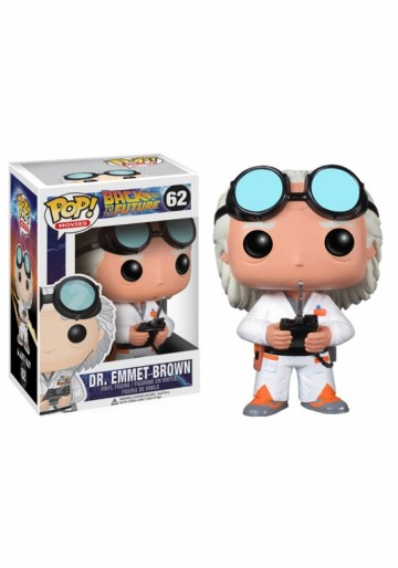 Back to the Future: Doc Pop! Vinyl