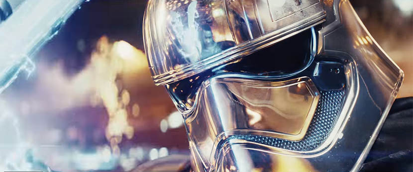Star Wars: The Last Jedi - Captain Phasma