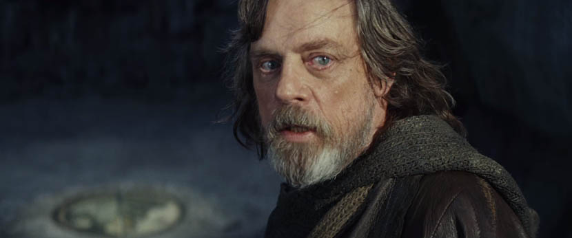 Star Wars: The Last Jedi - Luke Skywalker