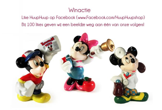 Like HuupHuup op Facebook en win!