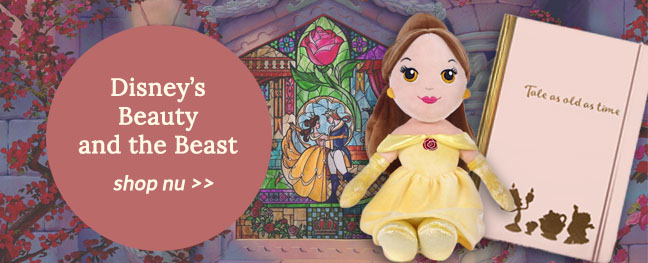 Disney's Beauty and the Beast merchandise